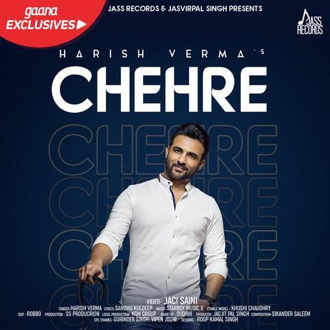 Chehre Harish Verma mp3 song lyrics