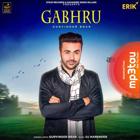 Gabruu Gurvinder Brar mp3 song lyrics