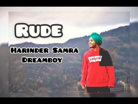 Rude Harinder Samra mp3 song lyrics