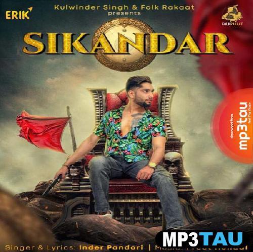 Sikandar Inder Pandori mp3 song lyrics