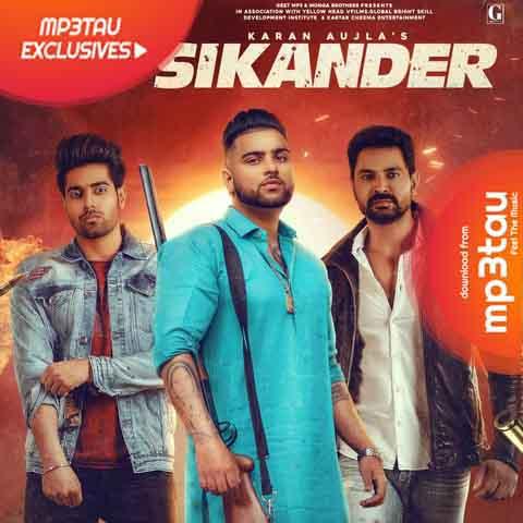 Sikander Karan Aujla mp3 song lyrics