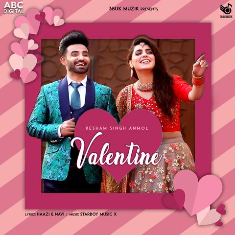 Valentine Resham Singh Anmol mp3 song lyrics