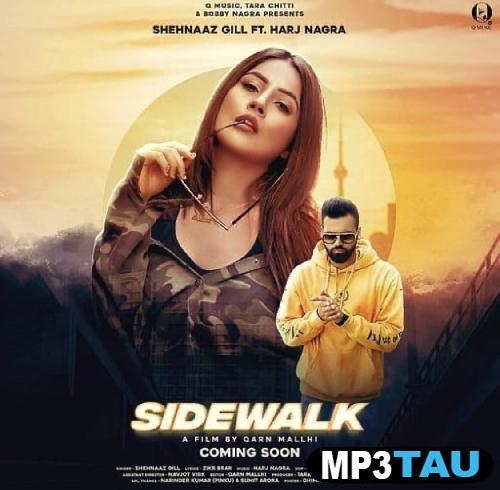 Sidewalk Shehnaz Gill mp3 song lyrics