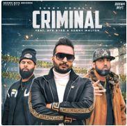 download Criminal Sunny Sohal mp3