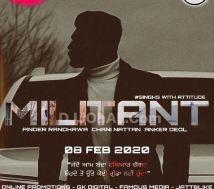 download Militant Pinder Randhawa mp3