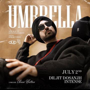 download Umbrella Diljit Dosanjh mp3